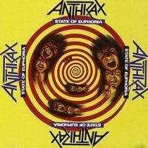 ANTHRAX - State Of Euphoria CD