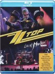 ZZ TOP - Live At Montreux 2013 / blu-ray / BRD