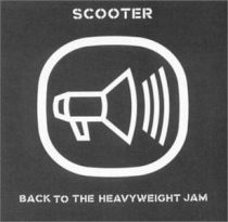SCOOTER - Back To The Heavyweight Jam CD
