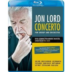 JON LORD - Concerto For Group & Orchestra / blu-ray+cd / BRD