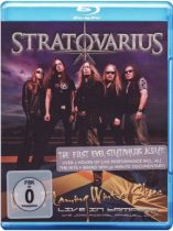 STRATOVARIUS - Under The Flaming Winter Skies / blu-ray / BRD