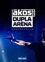 ÁKOS - Dupla Aréna / dvd+2cd / DVD