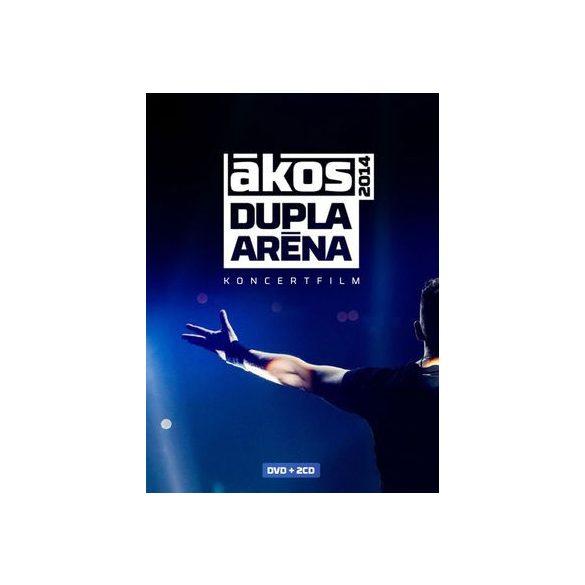 ÁKOS - Dupla Aréna 2014  / dvd+2cd / DVD