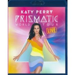 KATY PERRY - Prismatic World Tour Live / blu-ray / BRD