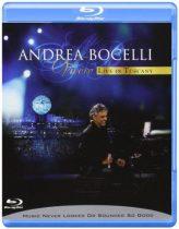 ANDREA BOCELLI - Vivere / blu-ray / BRD