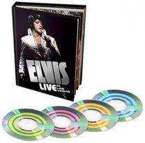 ELVIS PRESLEY - Live In Vegas / 4cd / CD