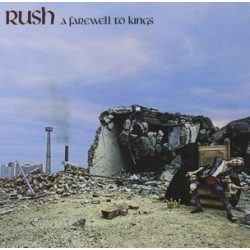 RUSH - A Farewell To Kings CD