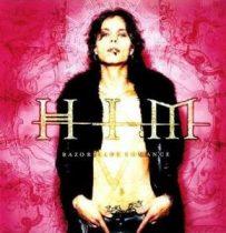 HIM - Razorblade Romance / vinyl bakelit / LP