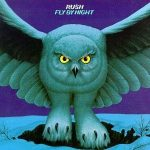 RUSH - Fly By Night CD