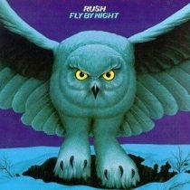 RUSH - Fly By Night CD