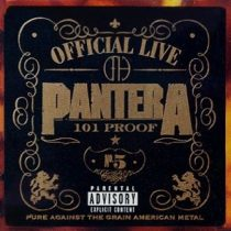 PANTERA - Official Live 101 Proof CD