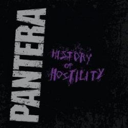 PANTERA - History Of Hostillity / vinyl bakelit / LP