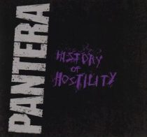 PANTERA - History Of Hostillity CD