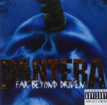 PANTERA - Far Beyond Driven CD