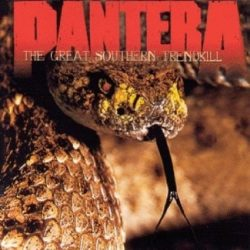 PANTERA - Great Southern Trendkill CD