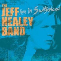 JEFF HEALEY - Live In Switzerland / vinyl bakelit / 2xLP