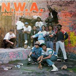 N.W.A - And The Posse CD