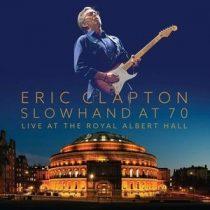 ERIC CLAPTON - Slowhand At 70 Live At The Royal Albert Hall / vinyl bakelit / 3xLP