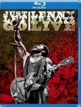 LENNY KRAVITZ - Just Let Go Live / blu-ray / BRD