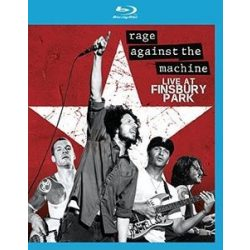 RAGE AGAINST THE MACHINE - Live At Finsbury Park / blu-ray / BRD