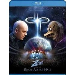DEVIN TOWNSEND PROJECT - Ziltoid Live At The Royal Albert Hall / blu-ray / BRD