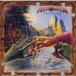 HELLOWEEN - Keeper Of The Seven Keys Part 2 / vinyl bakelit / LP