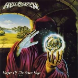 HELLOWEEN - Keeper Of The Seven Keys Part 1 / vinyl bakelit / LP