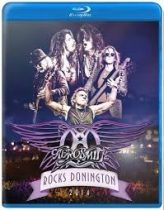 AEROSMITH - Rocks Donnington / blu-ray / BRD