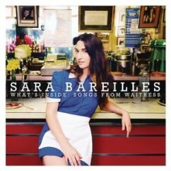 SARA BAREILLES - What's Inside Songs From Waitress CD