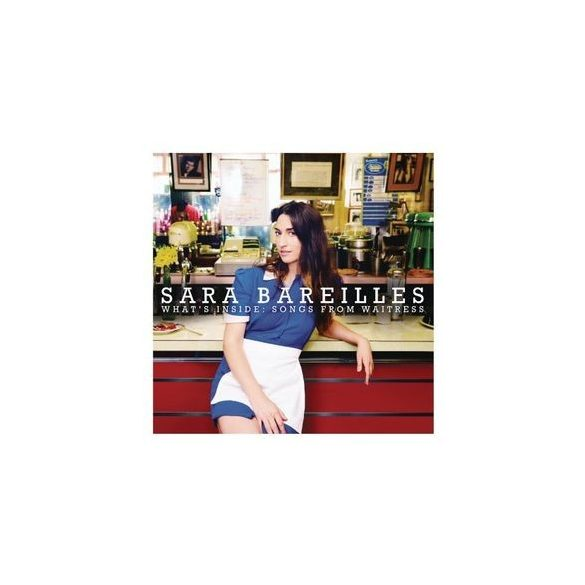 SARA BAREILLES - What's Inside Songs From Waitress CD