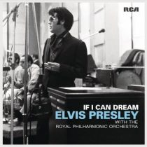ELVIS PRESLEY - If I Can Dream Presley With Royal Philharmonic Orchestra / vinyl bakelit / 2xLP