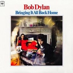 BOB DYLAN - Bringing It All Back Home / vinyl bakelit / LP