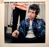 BOB DYLAN - Highway 61 Revisited / vinyl bakelit / LP