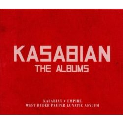 KASABIAN - Album Boxset / 3cd/ CD
