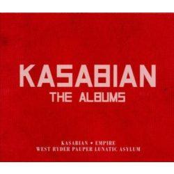 KASABIAN - Album Boxset / 3cd/ CD