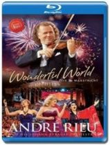 ANDRE RIEU - Wonderful World / blu-ray / BRD