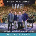 PIANO GUYS - Live / cd+dvd / CD