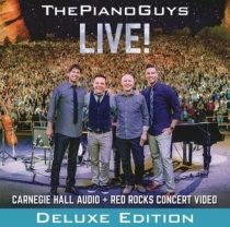 PIANO GUYS - Live / cd+dvd / CD