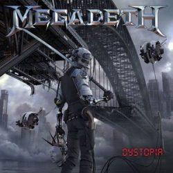 MEGADETH - Dystopia CD