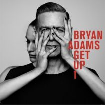 BRYAN ADAMS - Get Up CD