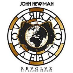 JOHN NEWMAN - Revovle / vinyl bakelit / LP