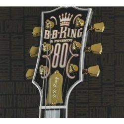 B.B. KING - And Friends 80. CD