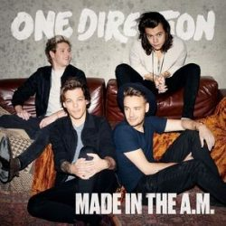 ONE DIRECTION - Made In The A.M. CD