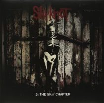 SLIPKNOT - 5. The Gray Chapter / vinyl bakelit / 2xLP