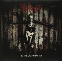 SLIPKNOT - 5. The Gray Chapter / vinyl bakelit / 2xLP