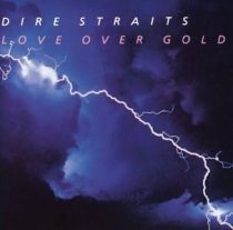 DIRE STRAITS - Love Over Gold / vinyl bakelit / LP