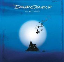 DAVID GILMOUR - On An Island / vinyl bakelit / LP