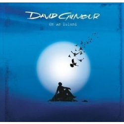 DAVID GILMOUR - On An Island / vinyl bakelit / LP
