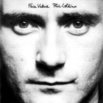 PHIL COLLINS - Face Value / vinyl bakelit / LP