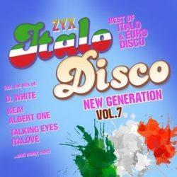 VÁLOGATÁS - ZYX Italo Disco New Generation vol.7. / 2cd / CD